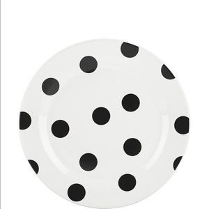 Kate Spade New York Polka Dot Plate Set of Two